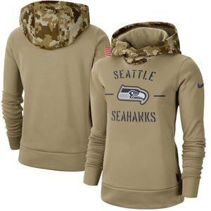Women's Seattle Seahawks Pullover Hoodie